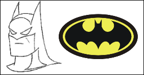 Batman Coloring Pages On Superman Spiderman